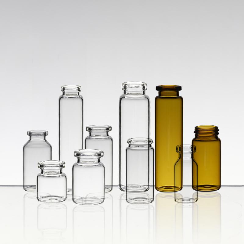 低硼硅玻璃管制注射剂瓶
